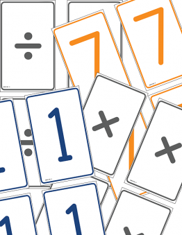 Multiplication & Division Flashcards