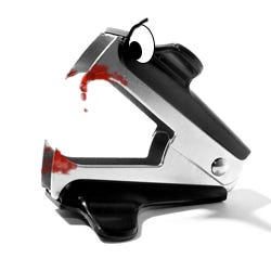 Avoid Claw Style Staple Removers
