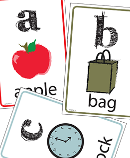 Printable Lowercase Letter Flashcards