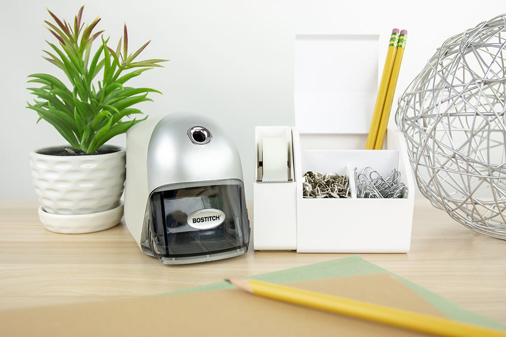 QuietSharp™ Executive Electric Pencil Sharpener for Moderate Use