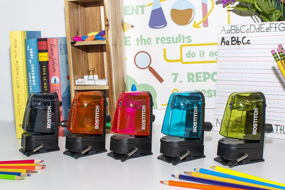 The Best Pencil Sharpener for Light Use