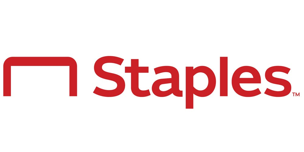 Staples is a Bostitch Office Retailer