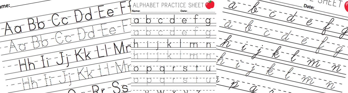 photo relating to Music Practice Chart Printable Free named 9 No cost Printable Handwriting Worksheets Bosch Place of work